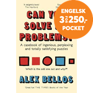Produktbilde for Can You Solve My Problems? - A casebook of ingenious, perplexing and totally satisfying puzzles (BOK)