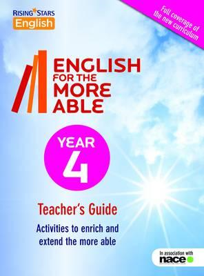English for the More Able Year 4 (BOK)
