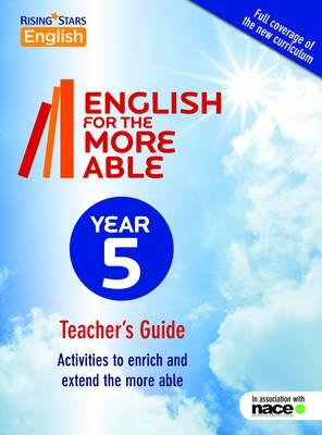 English for the More Able Year 5 (BOK)