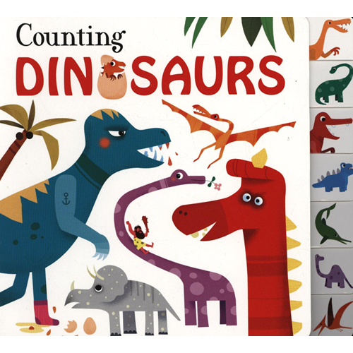 Counting Dinosaurs (BOK)