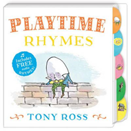 Playtime Rhymes (My Favourite Nursery Rhymes Board Book) (BOK)