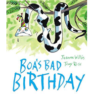 Boa's Bad Birthday (BOK)