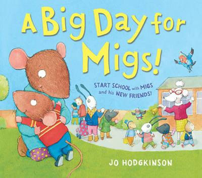 Big Day for Migs! (BOK)