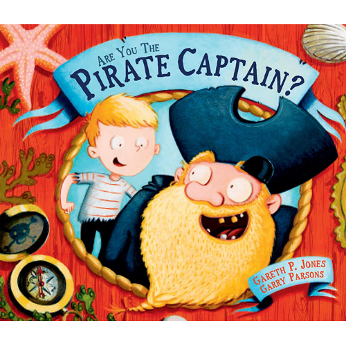 Are You the Pirate Captain? (BOK)