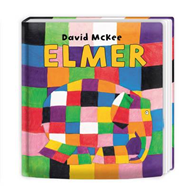 Produktbilde for Elmer (BOK)