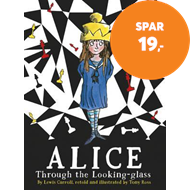 Produktbilde for Alice Through the Looking Glass (BOK)