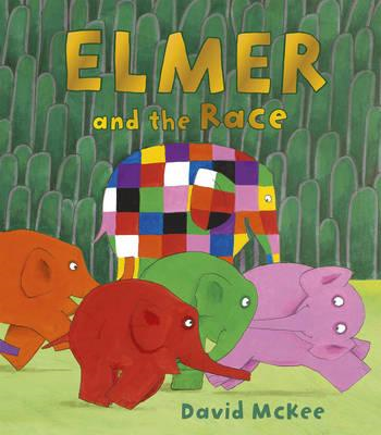Elmer and the Race (BOK)