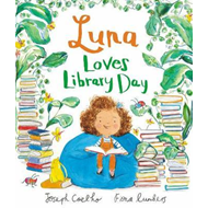 Luna Loves Library Day (BOK)