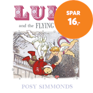 Produktbilde for Lulu and the Flying Babies (BOK)
