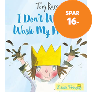 Produktbilde for I Don't Want to Wash My Hands! (BOK)