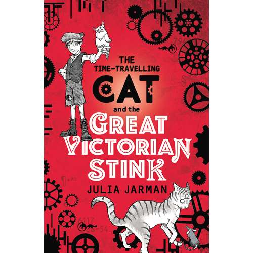 Time-Travelling Cat and the Great Victorian Stink (BOK)