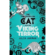 Time-Travelling Cat and the Viking Terror (BOK)