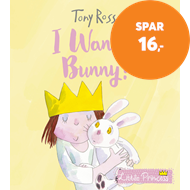 Produktbilde for I Want a Bunny! (BOK)