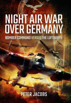 Night Air War Over Germany (BOK)