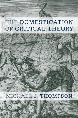 Domestication of Critical Theory (BOK)