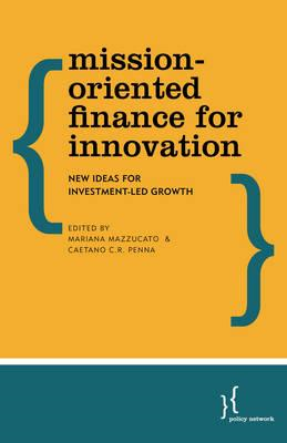 Mission-Oriented Finance for Innovation (BOK)