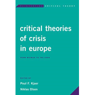 Critical Theories of Crisis in Europe (BOK)