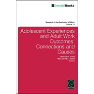 Adolescent Experiences and Adult Work Outcomes (BOK)