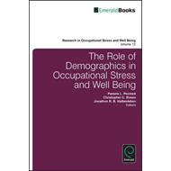 Role of Demographics in Occupational Stress and Well Being (BOK)