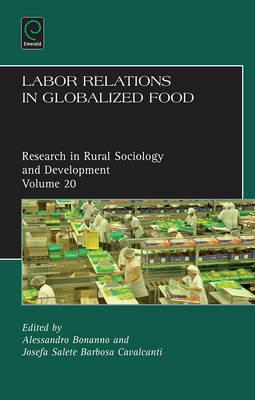 Labor Relations in Globalized Food (BOK)