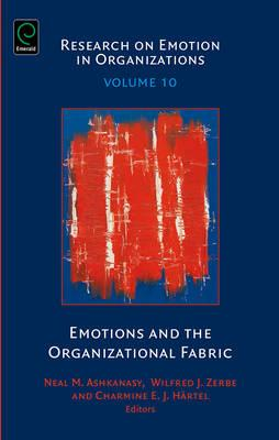Emotions and the Organizational Fabric (BOK)