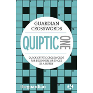 Guardian Quiptic Crosswords: 1 (BOK)