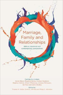 Marriage, Family and Relationships (BOK)