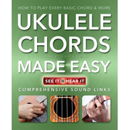 Ukulele Chords Made Easy (BOK)