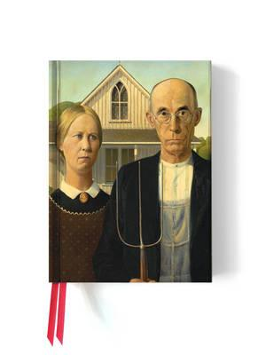 American Gothic by Grant Wood (Foiled Journal) (BOK)