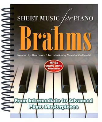 Brahms: Sheet Music for Piano (BOK)