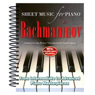Rachmaninov: Sheet Music for Piano (BOK)