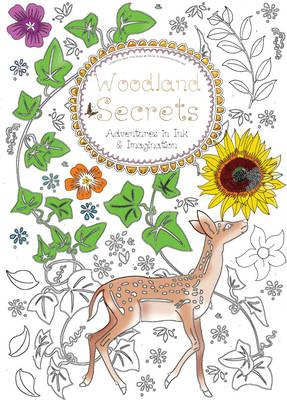 Woodland Secrets Postcard Book (BOK)