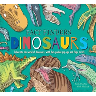 Fact Finders: Dinosaurs (BOK)