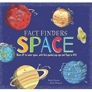 Fact Finders: Space (BOK)