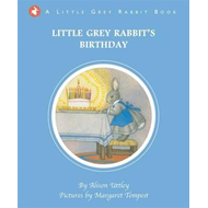Little Grey Rabbit's Birthday (BOK)