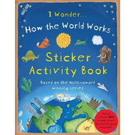 How the World Works: Sticker Activity Book (BOK)