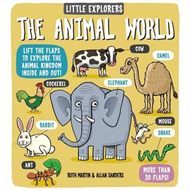Little Explorers: The Animal World (BOK)
