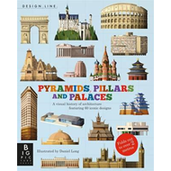 Design Line: Pyramids, Pillars and Palaces (BOK)