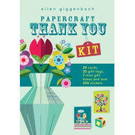 Ellen Giggenbach: Papercraft Thank You Kit (BOK)