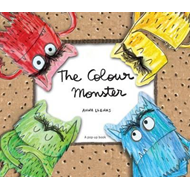 The Colour Monster Pop-Up (BOK)