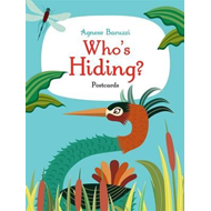 Who's Hiding? Postcards (BOK)