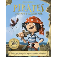 Jonny Duddle's Pirates Colouring & Activity Book (BOK)