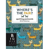 Where's the Pair: Postcards (BOK)