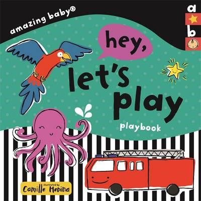 Amazing Baby: Let's Play Playbook (BOK)