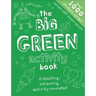 Big Green Activity Book (BOK)