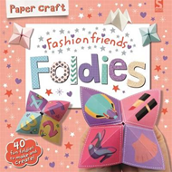 Paper Craft Foldies - Fashion Friends (BOK)