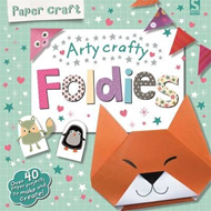 Paper Craft Foldies - Arty Crafty (BOK)