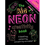 Big Neon Creativity Book (BOK)