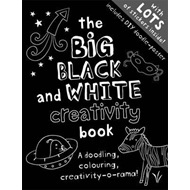 Big Black & White Creativity Book (BOK)