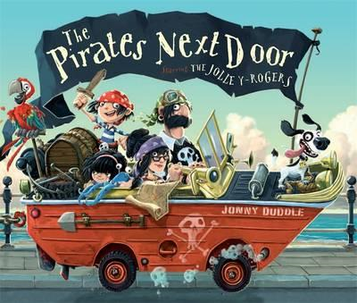 Pirates Next Door (BOK)